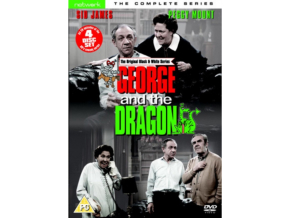 George And The Dragon - Complete Series 1-4 (DVD)