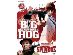 Big Breadwinner Hog - The Complete Series/Spindoe - The Complete Series [1969] (DVD)
