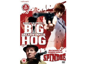 Big Breadwinner Hog - The Complete Series / Spindoe - The Complete Series (DVD)