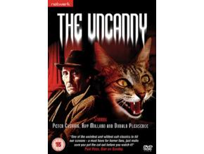 The Uncanny [1977] (DVD)