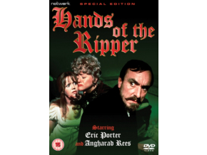 Hands Of The Ripper (Special Edition) (1971) (DVD)