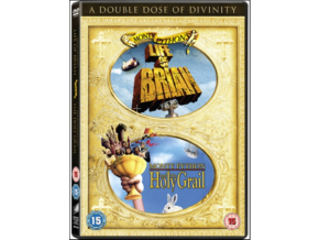Life of Brian / Monty Python and the Holy Grail (DVD)