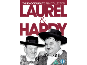 Laurel & Hardy: The Knockabout 3 Film Collection (DVD)