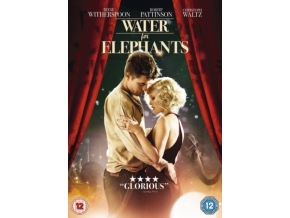 Water for Elephants (2011) (DVD)