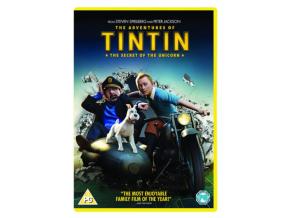 The Adventures of Tintin: The Secret Of The Unicorn (DVD)