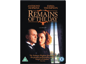 The Remains Of The Day (1993) (DVD)