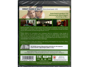 SHIRLEY: VISIONS OF REALITY Dual Format (Blu-ray & DVD) edition (Blu-ray)