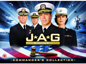 JAG: The Complete Seasons 1-10 (DVD)