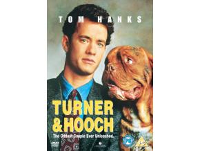 Turner & Hooch (1989) (DVD)