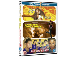 How She Move / Save The Last Dance / All You've Got (DVD)