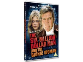 Return Of The Six Million Dollar Man And The Bionic Woman (DVD)