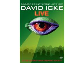 David Icke - Live At The Oxford Union Debating Society (DVD)