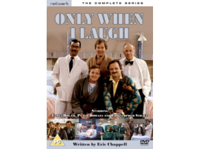 Only When I Laugh - Series 1 - 4 - Complete (DVD)