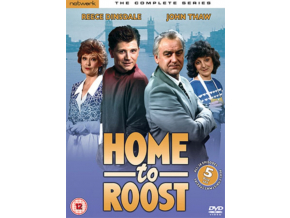 Home To Roost - Series 1-4 - Complete (DVD)