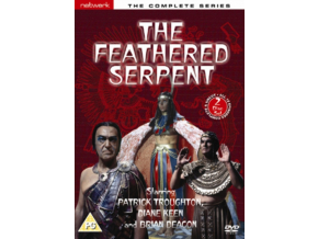 The Feathered Serpent - The Complete Series [1976] (DVD)