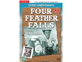 Gerry Anderson's Four Feather Falls - The Complete Series (DVD)