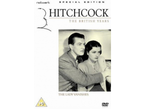The Lady Vanishes (1938) (DVD)