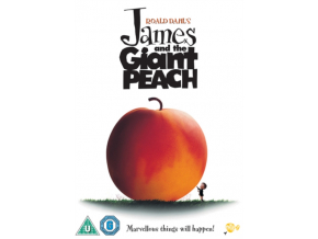 James And The Giant Peach (1996) (DVD)