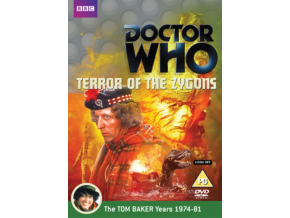 Doctor Who: Terror of the Zygons (1975) (DVD)