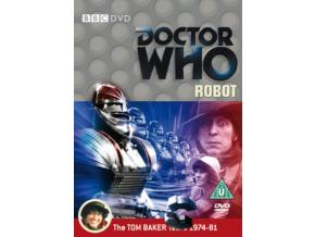 Doctor Who: Robot (1974) (DVD)