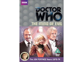Doctor Who: The Mind of Evil (1970) (DVD)
