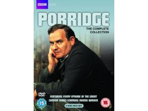 Porridge: Series 1 - 3 & Christmas Specials (DVD)