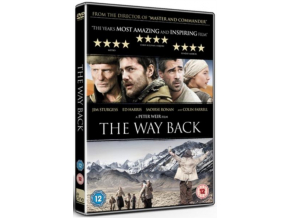 The Way Back (2011) (DVD)