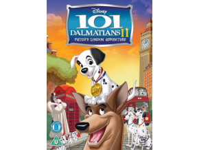 101 Dalmatians II - Patches London Adventure (DVD)