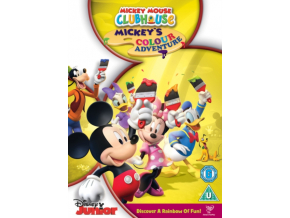 Mickey Mouse Clubhouse: Mickey's Colour Adventure (DVD)