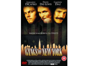 Gangs of New York (2002) (DVD)