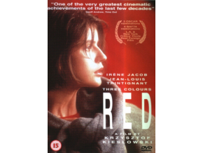 Three Colours Red (DVD)