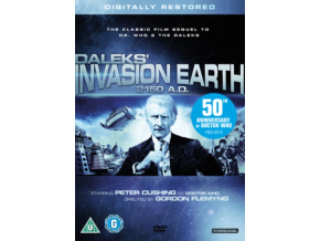 Doctor Who: Daleks - Invasion Earth 2150 A.D. (1966) (DVD)