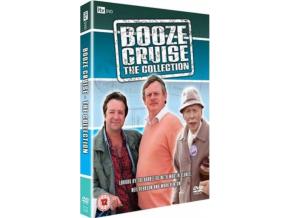 Booze Cruise - Series 1-3 (3 Disc Box Set) (DVD)