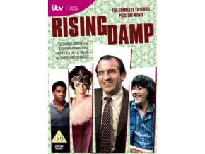 Rising Damp - The Complete Series Plus The Movie (DVD)
