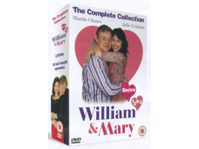 William And Mary - Series 1  2 And 3 (6 Disc Box Set) (DVD)