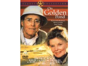 On Golden Pond (1981) (DVD)