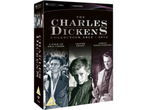 Charles Dickens Box Set (Great Expectations  Oliver Twist   A Tale Of Two Cities) (DVD)