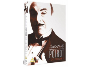 Poirot - Agatha Christies Poirot - Set 1 (Four Discs) (DVD)