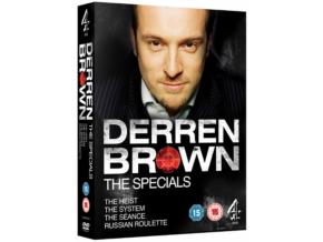 Derren Brown - The Specials (DVD)