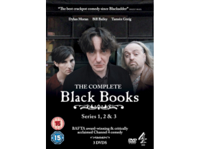 Black Books - Series 1-3 (DVD)