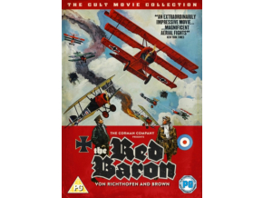 The Red Baron (Von Richthofen and Brown) (1971) (DVD)