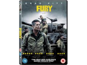 Fury (2014) (DVD)