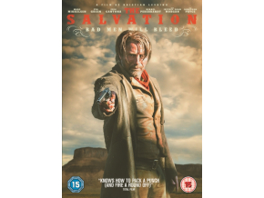 The Salvation (2015) (DVD)