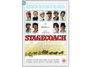 Stagecoach [1966] (DVD)