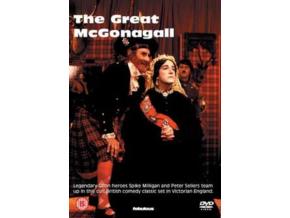The Great McGonagall (1974) (DVD)