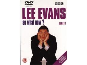 Lee Evans-So What Now? Ser.1 (DVD)