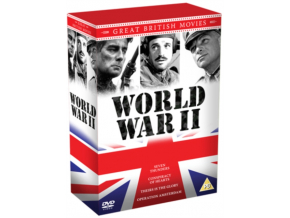 Great British Movies  - World War 2 (DVD)