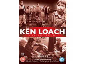 Ken Loach Collection Vol.1 (DVD)