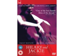 Hilary And Jackie (1998) (DVD)