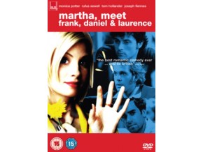 Martha  Meet Frank   Daniel And Laurence (1998) (DVD)